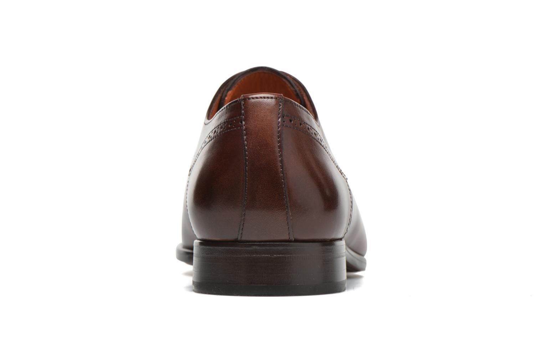 Snörade skor Marvin&Co Luxe Pemou - Cousu Blake Brun Bild från höger sidan