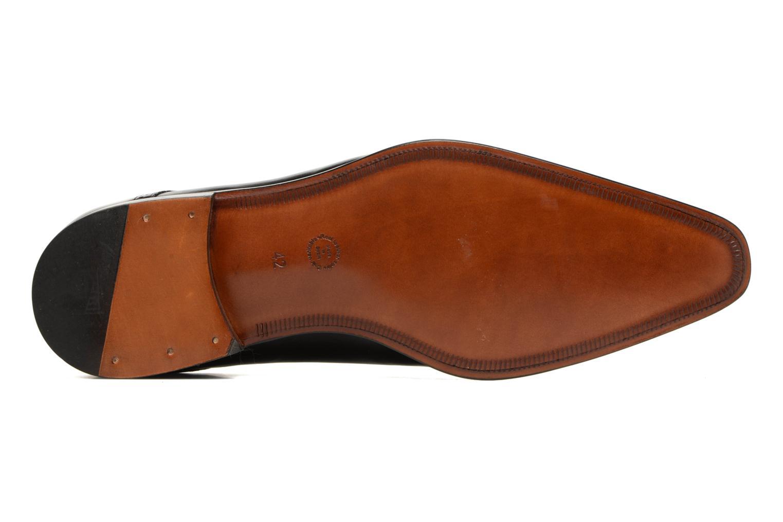 Snörade skor Marvin&Co Luxe Pemou Svart bild från ovan