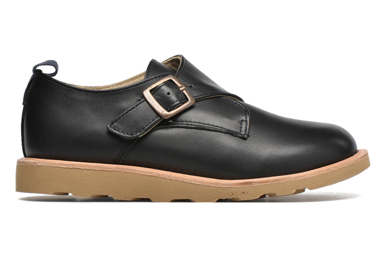 Charlie Black leather