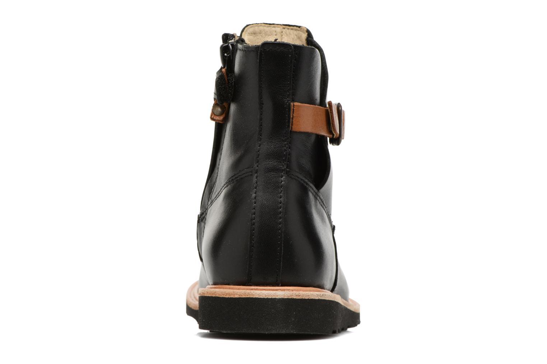 Vera Black leather