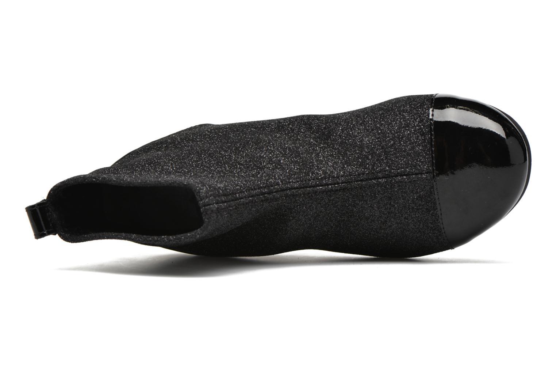 Ankelstøvler Pom d Api Dory Boots Stretch Sort se fra venstre