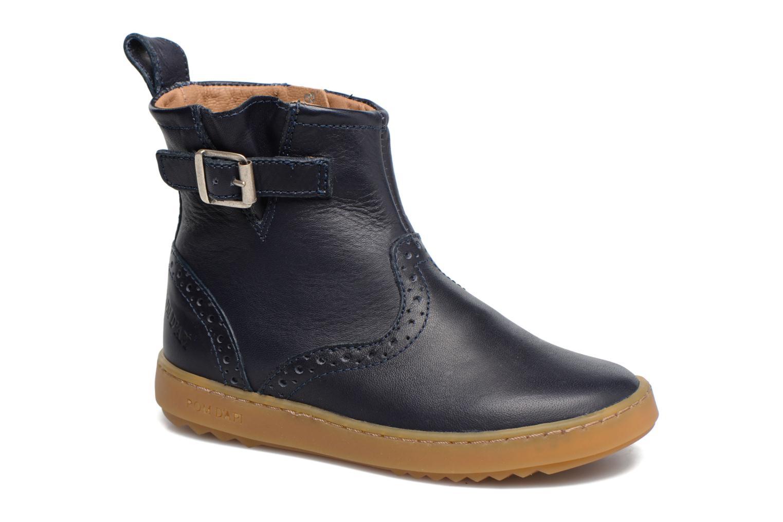 Wouf Boots Sage Marine