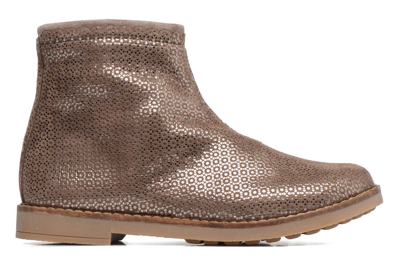 Bottines et boots Pom d Api Trip Boots Croquet Marron vue derrière