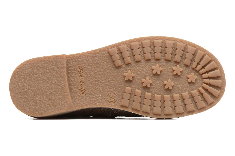 Trip Boots Croquet Camurca Taupe