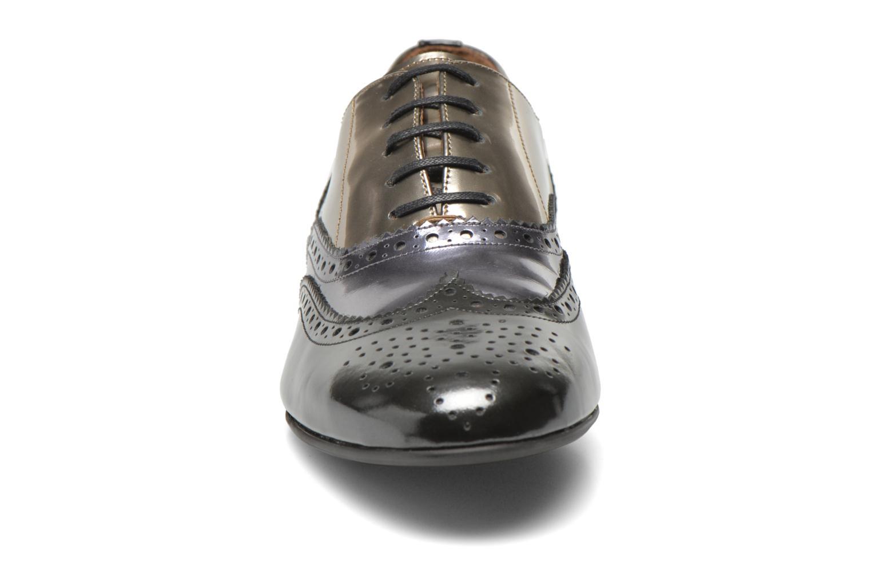 Chaussures à lacets Georgia Rose Paragom Gris vue portées chaussures