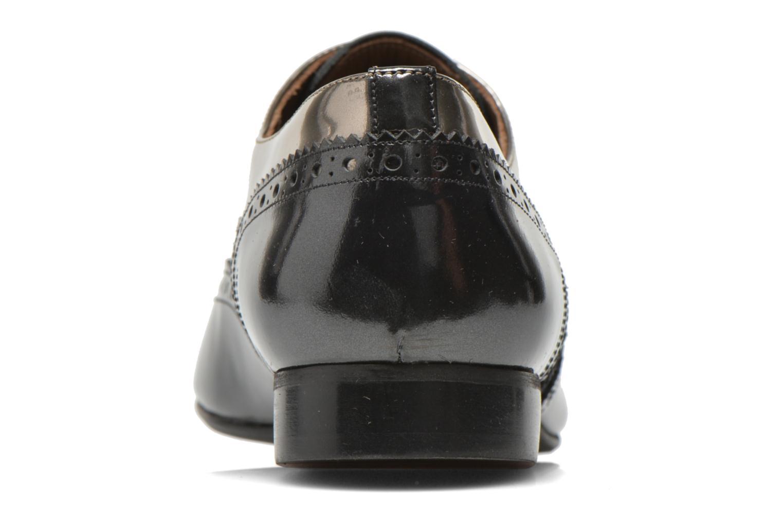 Chaussures à lacets Georgia Rose Paragom Gris vue droite