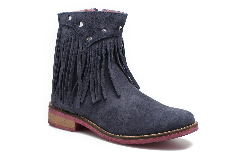Bottines et boots Agatha Ruiz de la Prada State Bleu vue détail/paire