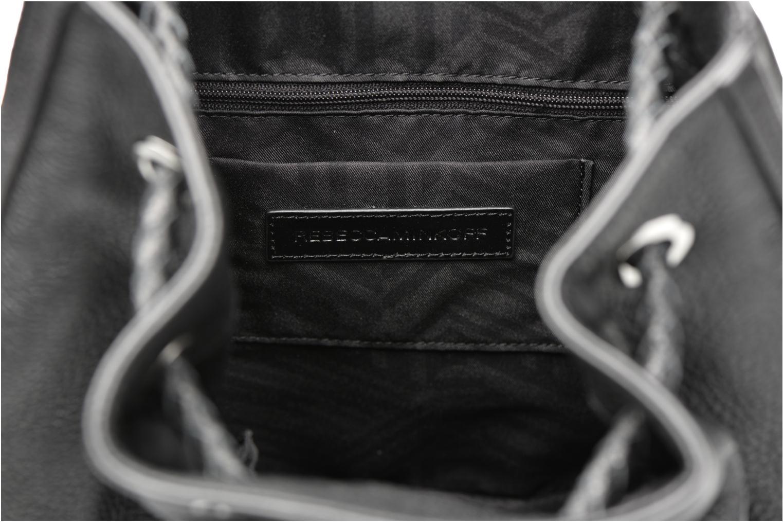 Sacs à main Rebecca Minkoff Isabel Backpack Noir vue derrière