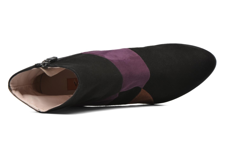 Bottines et boots Anna Volodia Amalia Multicolore vue gauche