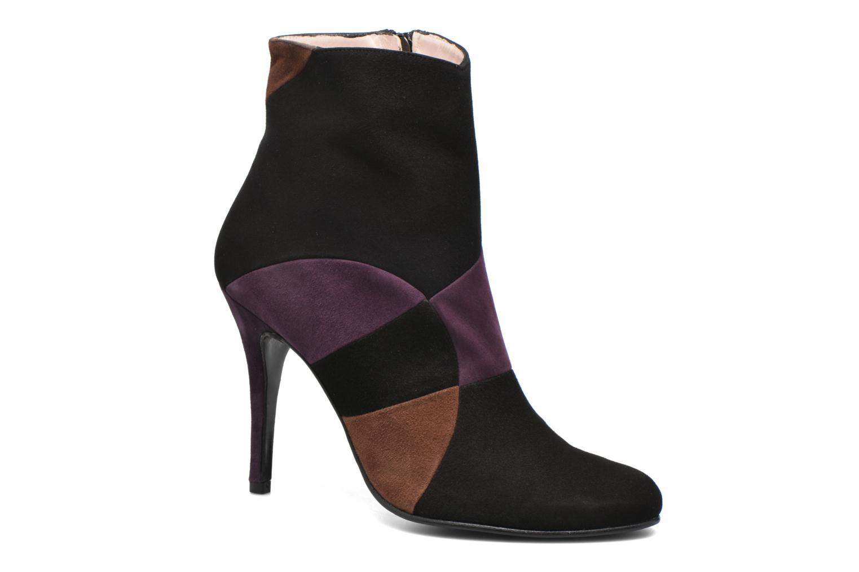 Bottines et boots Anna Volodia Amalia Multicolore vue détail/paire
