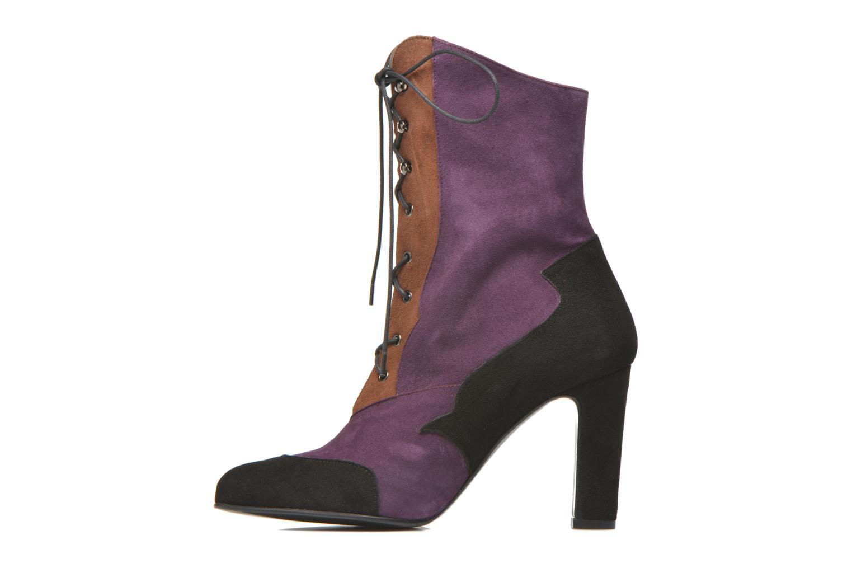 Bottines et boots Anna Volodia Aurora Multicolore vue face