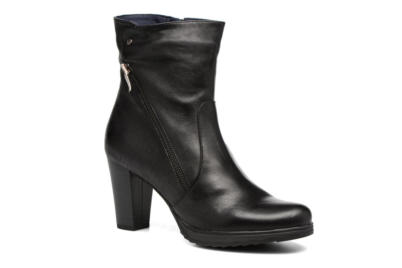 Marques Chaussure femme Dorking femme Delia 6791 Noir