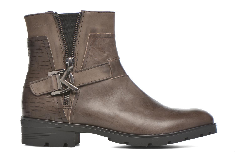 Bottines et boots Dorking Nala 6961 Marron vue derrière