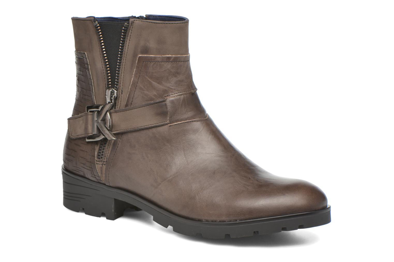 Bottines et boots Dorking Nala 6961 Marron vue détail/paire