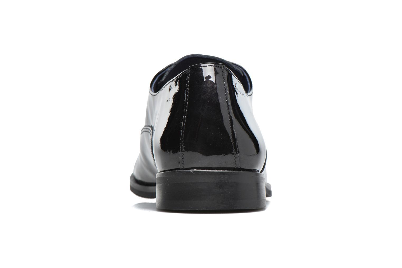 Chaussures à lacets Dorking Raquel 6891 Noir vue droite