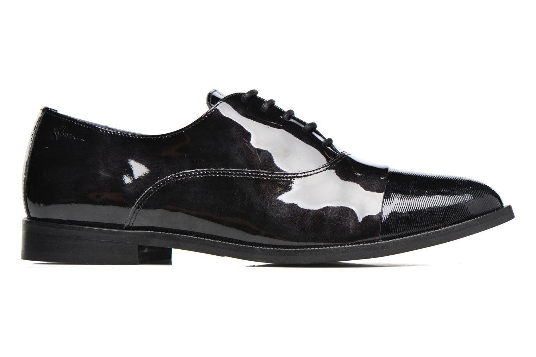 Chaussures à lacets Dorking Raquel 6891 Noir vue derrière