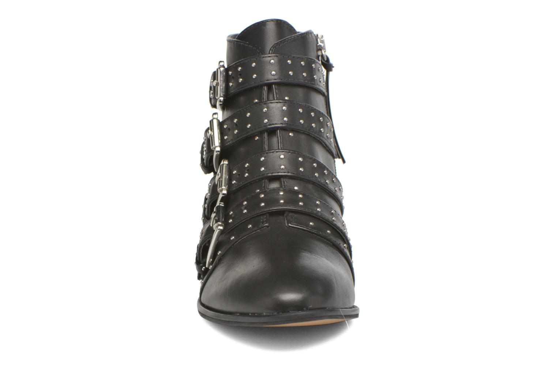 Bottines et boots Rebecca Minkoff MADDOX Noir vue portées chaussures