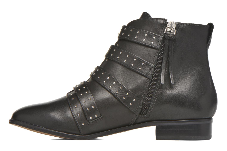 Bottines et boots Rebecca Minkoff MADDOX Noir vue face