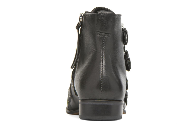Bottines et boots Rebecca Minkoff MADDOX Noir vue droite