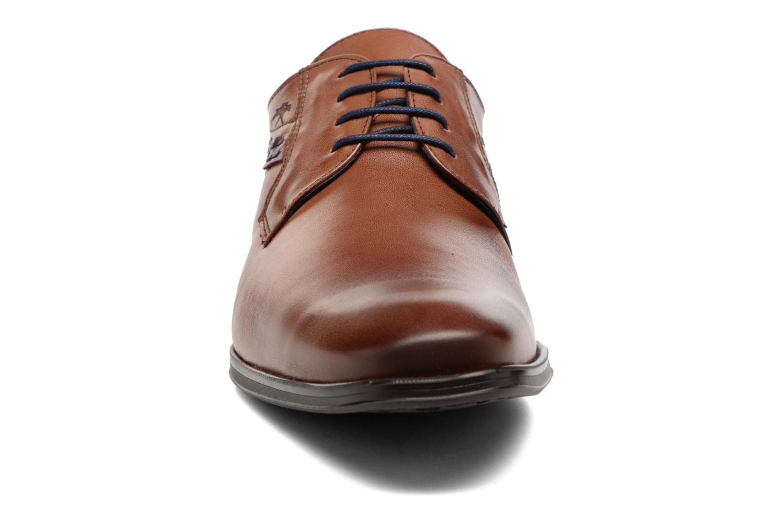 Chaussures à lacets Fluchos Nugget 9488 Marron vue portées chaussures