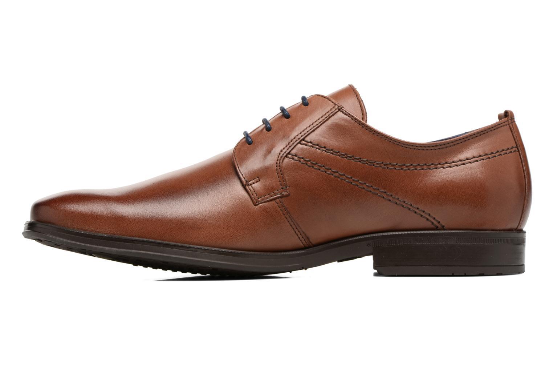 Chaussures à lacets Fluchos Nugget 9488 Marron vue face