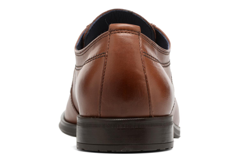 Chaussures à lacets Fluchos Nugget 9488 Marron vue droite