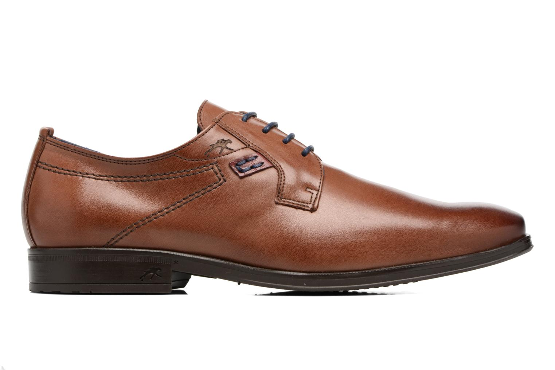 Chaussures à lacets Fluchos Nugget 9488 Marron vue derrière