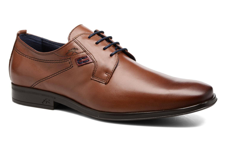 Chaussures à lacets Fluchos Nugget 9488 Marron vue détail/paire