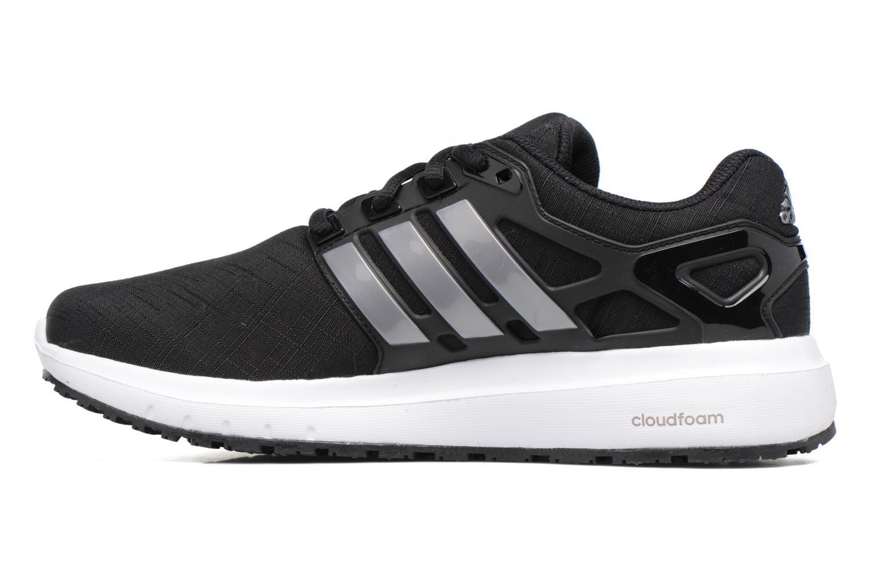 Chaussures de sport Adidas Performance energy cloud w Noir vue face