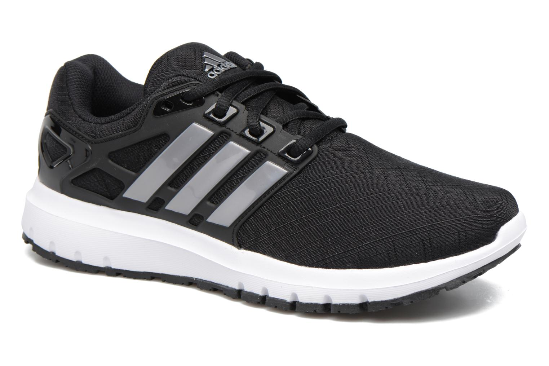 Chaussures de sport Adidas Performance energy cloud w Noir vue détail/paire