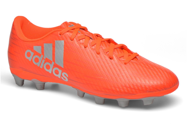 Scarpe sportive Adidas Performance X 16.4 FxG Rosso vedi dettaglio/paio