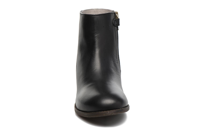 Bottines et boots Kickers Rusty Noir vue portées chaussures