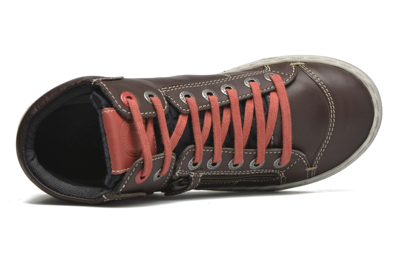 Custom Marron Rouge