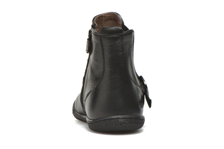 Bottines et boots Kickers Cadmium Noir vue droite