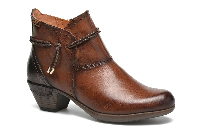 Grandes descuentos últimos zapatos Pikolinos Rotterdam 902-8775 (Marrón) - Botines  Descuento
