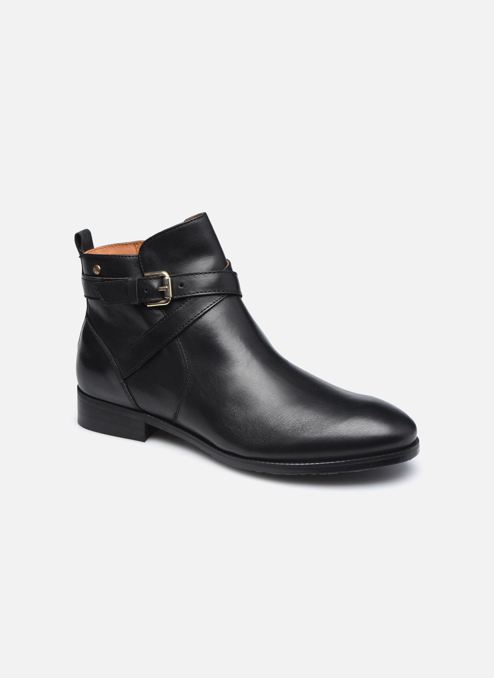 Ankelstøvler Dame ROYAL W4D-8614