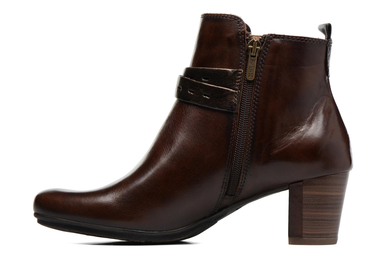 Bottines et boots Pikolinos SEGOVIA W1J-8795 Marron vue face