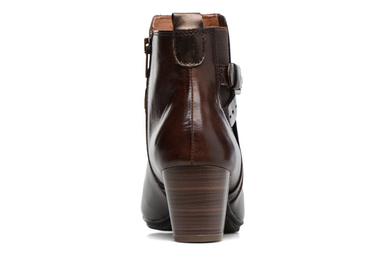 Bottines et boots Pikolinos SEGOVIA W1J-8795 Marron vue droite
