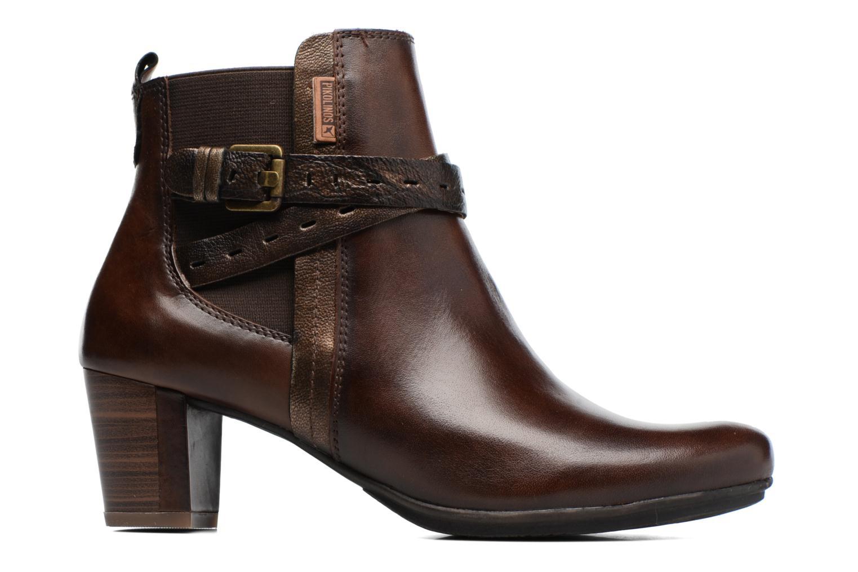 Bottines et boots Pikolinos SEGOVIA W1J-8795 Marron vue derrière