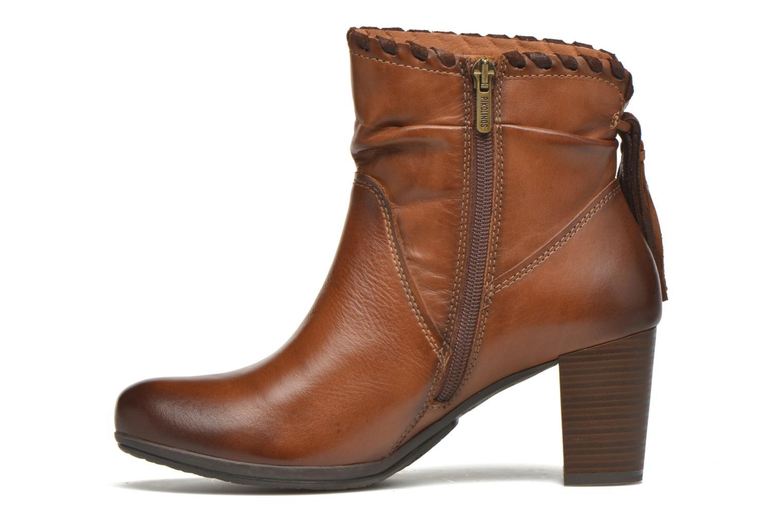 Bottines et boots Pikolinos VERONA W5C-8813 Marron vue face