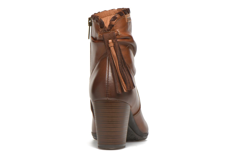 Bottines et boots Pikolinos VERONA W5C-8813 Marron vue droite