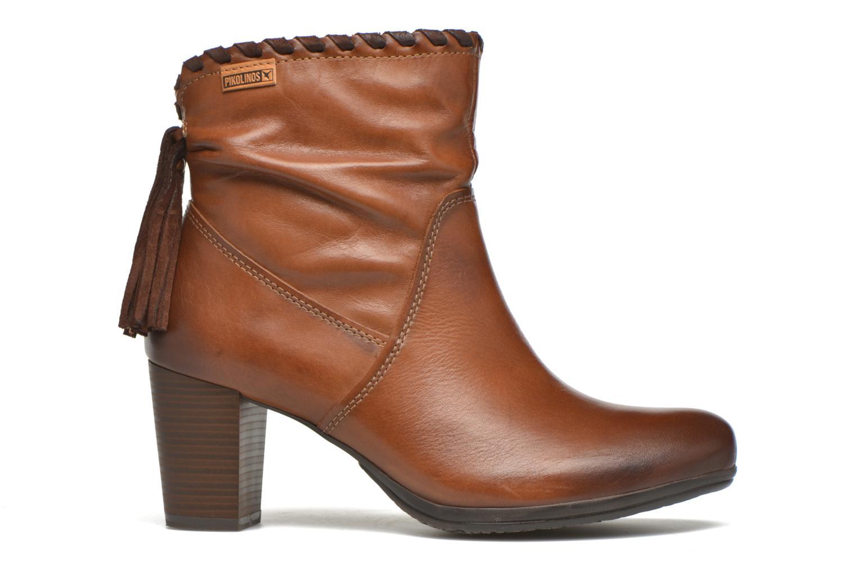 Bottines et boots Pikolinos VERONA W5C-8813 Marron vue derrière