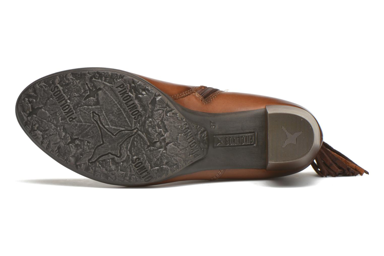 Bottines et boots Pikolinos VERONA W5C-8813 Marron vue haut