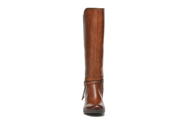 Bottes Pikolinos VERONA W5C-9578 Marron vue portées chaussures