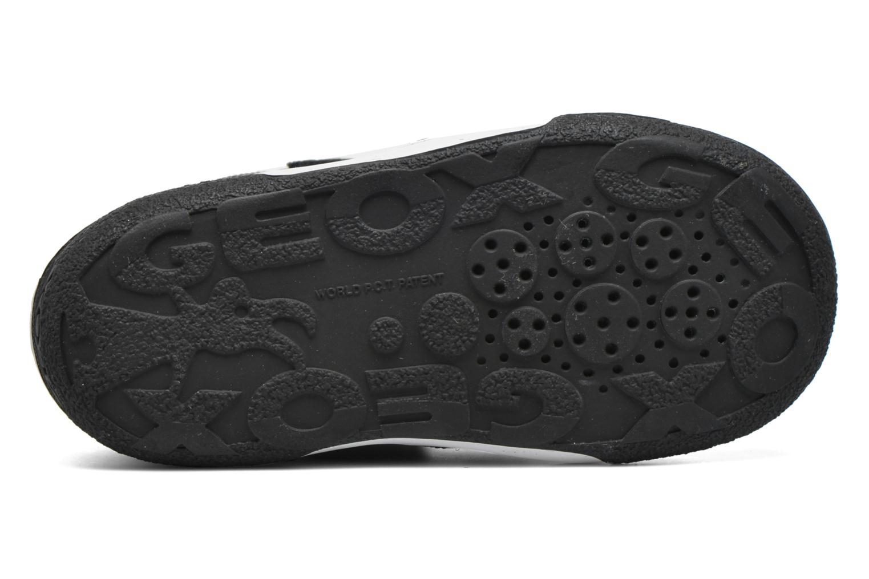 Sneakers Geox B Flick B. C B6437C Zwart boven
