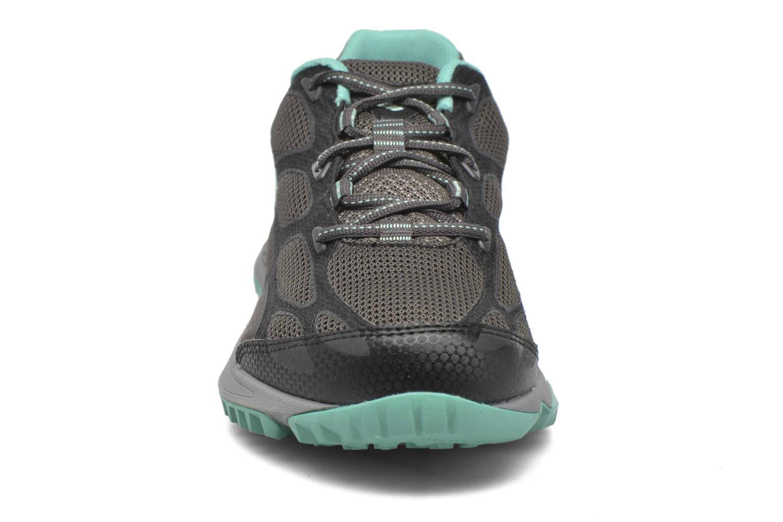 Chaussures de sport Columbia Conspiracy IV Outdry Noir vue portées chaussures