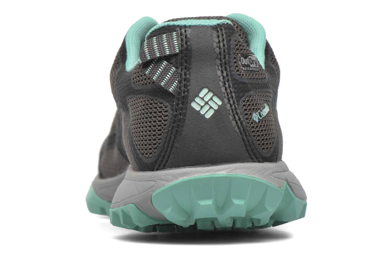 Chaussures de sport Columbia Conspiracy IV Outdry Noir vue droite