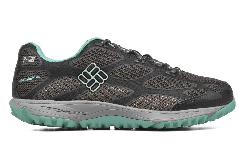 Chaussures de sport Columbia Conspiracy IV Outdry Noir vue derrière