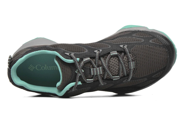 Chaussures de sport Columbia Conspiracy IV Outdry Noir vue gauche