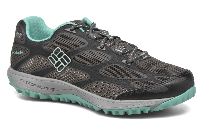 Chaussures de sport Columbia Conspiracy IV Outdry Noir vue détail/paire